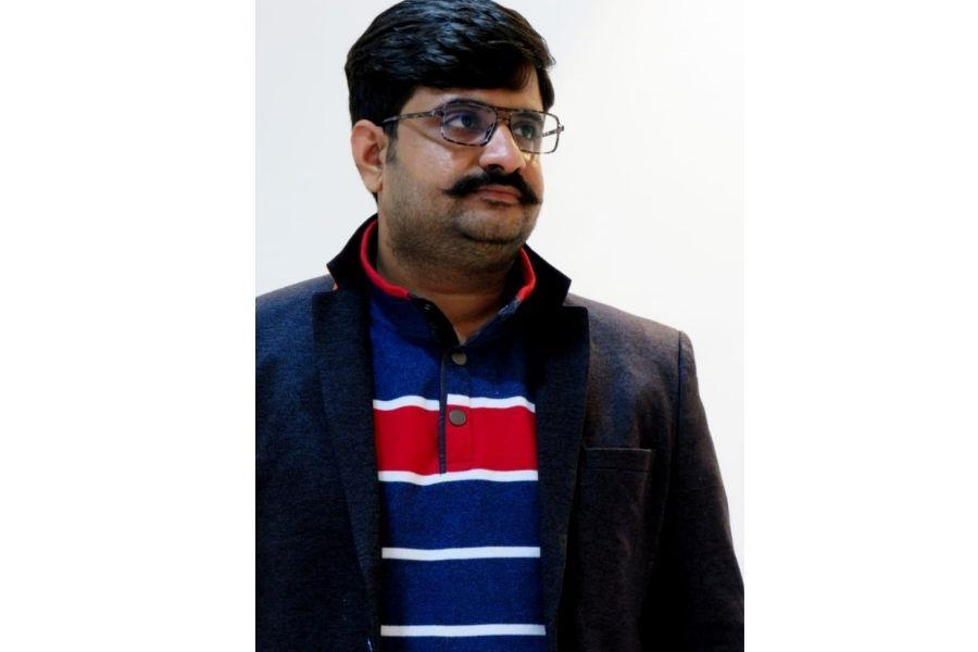 Content Writer of India Jigar Saraswat